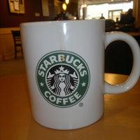 Photo taken at Starbucks by Conrad W. on 3/1/2012