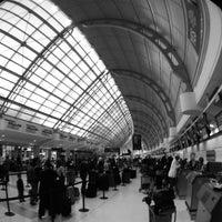 Photo taken at Terminal 3 by Darryl K. on 9/10/2012