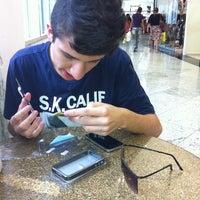 Photo taken at Shoppinho Santo André by Bruna A. on 3/1/2012