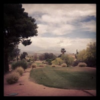 Photo taken at Desert Canyon Golf Club by Tommy R. on 5/8/2012