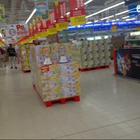 Photo taken at Carrefour by Birranti P. on 7/6/2012