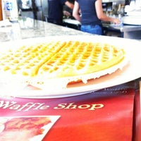 Photo taken at Waffle Shop by Reggie T. on 9/4/2012