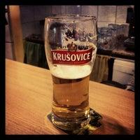 Photo taken at Cafe Bar Epizoda by Radek Š. on 5/25/2012
