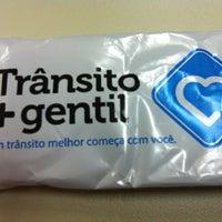 Photo taken at Universidade Cruzeiro do Sul by Milton L. on 2/16/2012