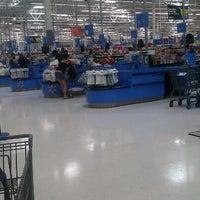 Photo taken at Walmart Supercenter by Cliff D. on 5/9/2012