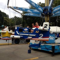 Photo taken at Victorian Gardens Amusement Park by John M. on 9/3/2012