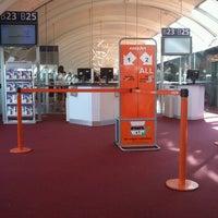 Photo taken at Terminal 2B by Roberta S. on 8/8/2012