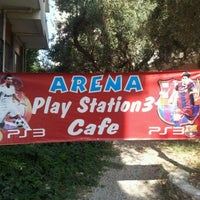 Photo taken at Arena Playstation Cafe by Erkan A. on 8/28/2012
