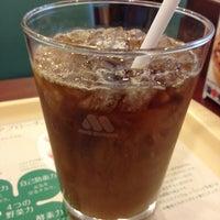 Photo taken at モスバーガー 祖師ヶ谷大蔵駅前店 by Daifuku888 on 4/12/2012