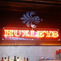 Photo taken at Huxleys Bar & Kitchen by FranHaydin on 5/30/2012