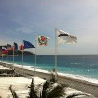 รูปภาพถ่ายที่ Promenade des Anglais โดย Pavel I. เมื่อ 4/28/2012