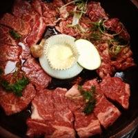 Photo taken at Wharo Korean BBQ by Alan A. on 8/21/2012
