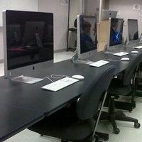 Photo taken at Mac Lab @ SLC by Michelle P. on 9/6/2012