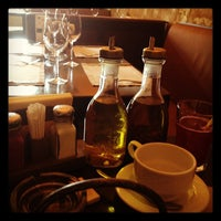 Photo taken at Restaurant Prego by Евгения Г. on 6/9/2012