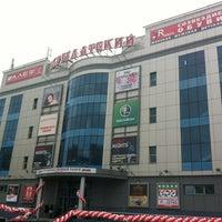 Photo taken at ТРК «Крылатский» / Krylatsky Mall by Alexey Z. on 4/10/2012