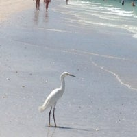 Photo taken at Lido Beach by Tracey M. on 7/12/2012
