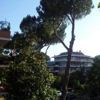 Photo taken at Parco dei Pini by Simone S. on 6/18/2012