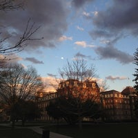 Photo taken at Main Building- 4th Floor- Vassar College by Thomas P. on 4/4/2012