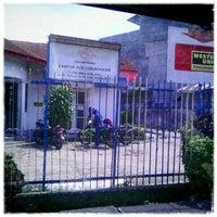 Photo taken at Kantor Pos Lubuk Pakam by Eko P. on 2/28/2012