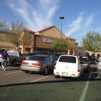Photo taken at Walmart by Paulina C. on 3/31/2012