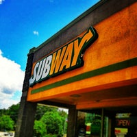 Photo taken at Subway of Tower Plaza by Andy P. on 5/29/2012