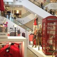 Photo taken at H&M by Derek S. on 8/25/2012