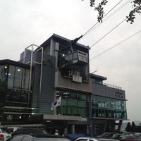 Photo taken at Namsan Cable Car by Ismail S. on 9/7/2012