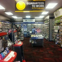 Photo taken at GameStop by Mike E. on 3/22/2012