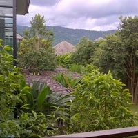 Photo taken at Phukhaongam Panorama Resort by Thanes V. on 9/4/2012