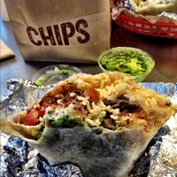 Photo taken at Chipotle Mexican Grill by Damian E. on 2/28/2012