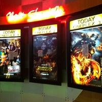 Photo taken at Golden Screen Cinemas (GSC) by pjan n. on 2/29/2012