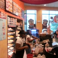 Photo taken at Dunkin' Donuts by Kirk H. on 9/6/2012