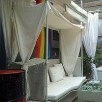 Photo taken at Alexander Sauna by Tasos G. on 7/30/2012
