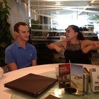 Photo taken at Sunshine Kitchen by Sidne W. on 5/24/2012