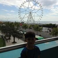 2/11/2012 tarihinde Ge N.ziyaretçi tarafından Mall of Asia Zipline'de çekilen fotoğraf