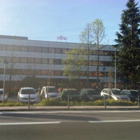 Photo taken at Fujitsu Technology Solutions by Samuele C. on 3/30/2012