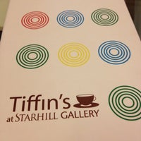 Photo taken at Tiffin's @ Starhill Gallery by Cayson on 6/14/2012