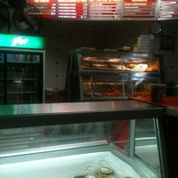 Photo taken at Crown Fried Chicken by Jim C. on 7/23/2012