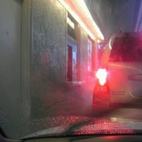 Photo taken at Carl's Jr. / Green Burrito by Anthony L. on 7/29/2012