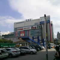 Photo taken at Bupyeong Stn. by 박장우 on 8/17/2012