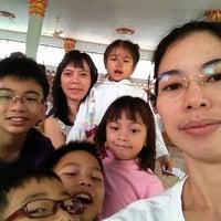 Photo taken at วัดเขาวงศ์ by Poo S. on 3/7/2012