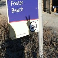 Foto diambil di Foster Beach oleh Janet pada 3/10/2012