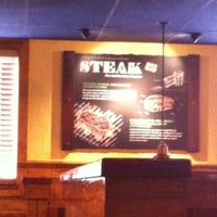 Photo taken at Outback Steakhouse by Jon M. on 8/22/2012