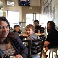 Photo taken at Rubicon Deli by Michael S. on 2/21/2012