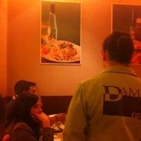 Photo taken at Dama Caffè by Marco C. on 5/12/2012