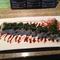 Photo taken at Kumori Sushi by Jennifer W. on 2/29/2012