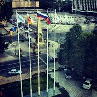 Снимок сделан в Интурист / Intourist пользователем Igor S. 8/11/2012