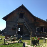 Photo taken at Gundisch Hütte by Stefan F. on 8/15/2012