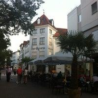 Photo taken at Singen (Hohentwiel) by Nut P. on 8/2/2012