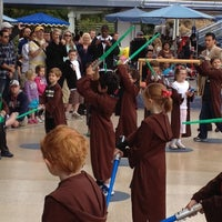 Photo taken at Jedi Training Academy by Paul F. on 3/11/2012